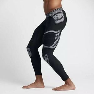 $125 Nike padded 3/4 football compression tights